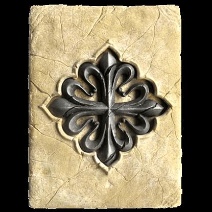 Templar Calatrava Cross Tile by Marto