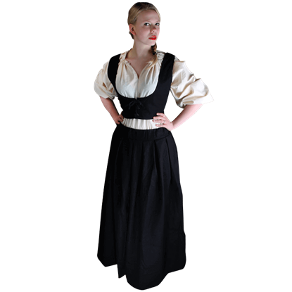 Anna Canvas Bodice