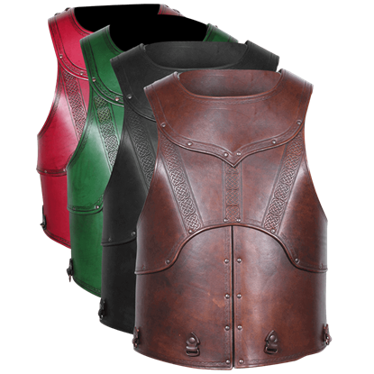 Mantikor Leather Cuirass