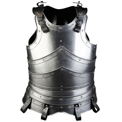Edward Steel Cuirass
