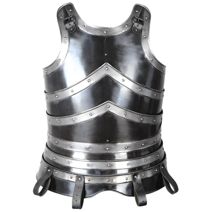 Edward Darkened Cuirass