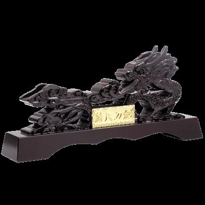 Decorative Dragon Sword Stand