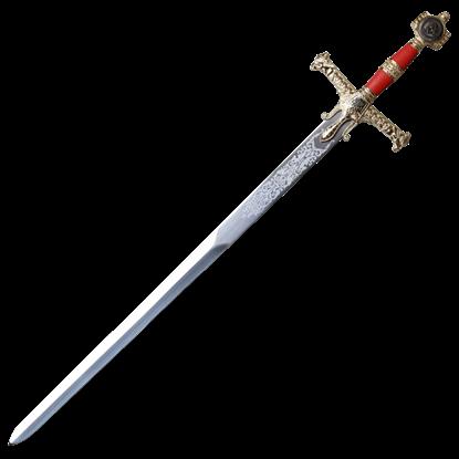 Red Sword of King Solomon