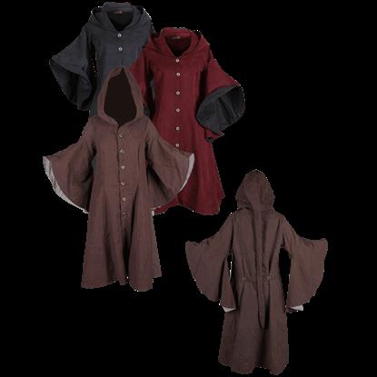 Lilian Canvas Coat