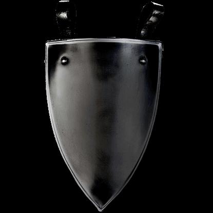 Blackened Gustav Shield Tasset