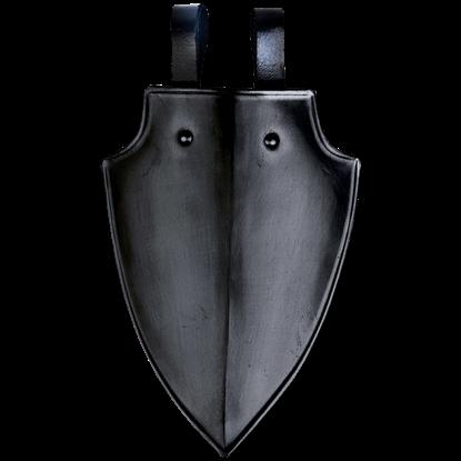 Blackened Markward Shield Tasset