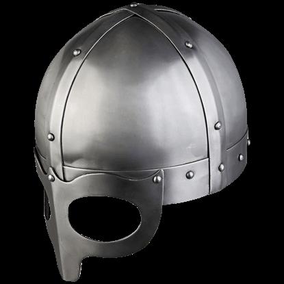 Einar Steel Viking Helmet