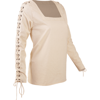 Abby Blouse with Eyelets