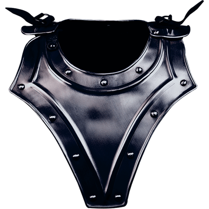 Blackened Georg Gorget