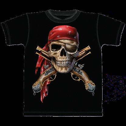 Skull And Flintlocks T-Shirt