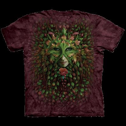 Green Woman T-Shirt