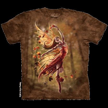 Anne Stokes Autumn Fairy T-Shirt