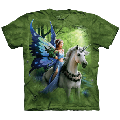 Anne Stokes Realm of Enchantment T-Shirt