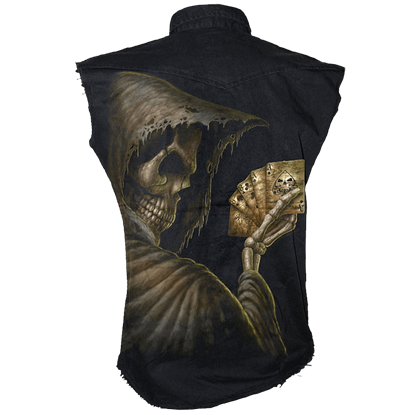 Dead Mans Hand Mens Workshirt