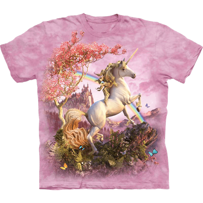 Childs Awesome Unicorn T-Shirt
