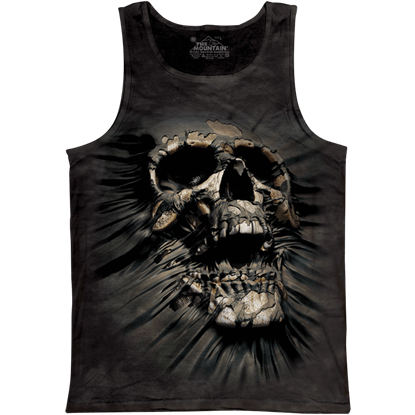 Break Through Skull Tank