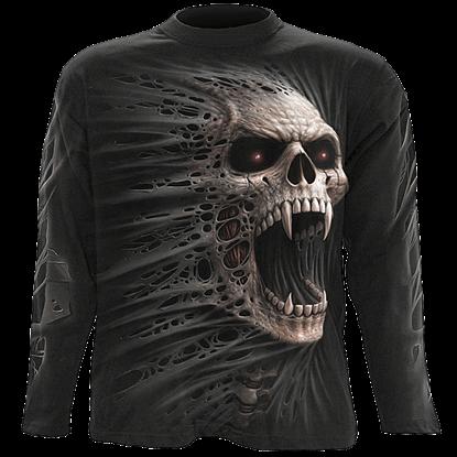 Cast Out Long Sleeve T-Shirt
