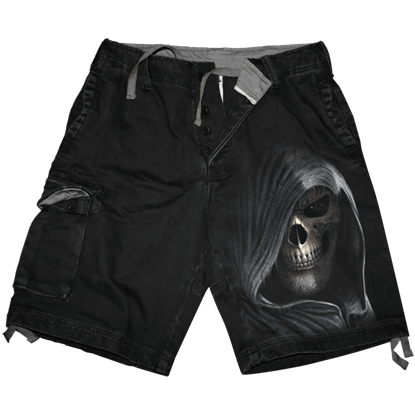 Darkness Cargo Shorts