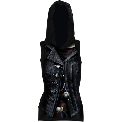 Assassins Creed Syndicate Evie Hooded Tank