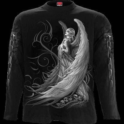Captive Spirit Long Sleeve T-Shirt