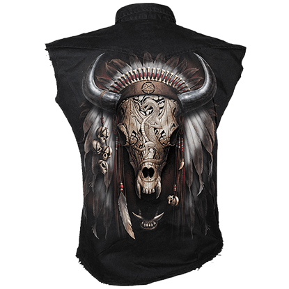 Dragon Catcher Sleeveless Workshirt