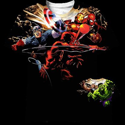 Battle Ready Wraparound T-Shirt