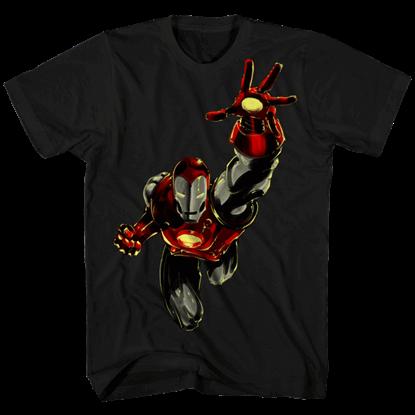 Battle Reach Iron Man T-Shirt
