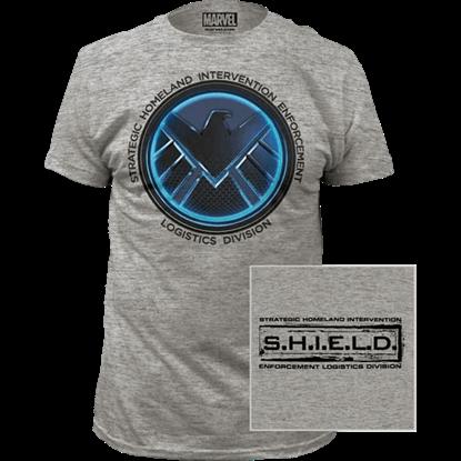 Agents of S.H.I.E.L.D. Emblem T-Shirt