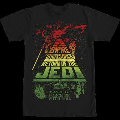 Color Blend Star Wars T-Shirt