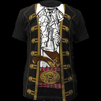 Pirate Costume T-Shirt