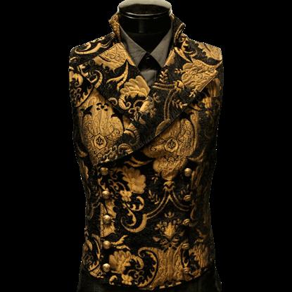 Tapestry Cavalier Vest