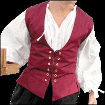 Child's Sailor Vest