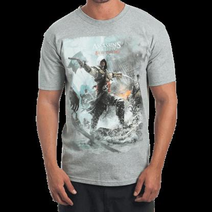 Assassins Creed IV Black Flag Game T-Shirt