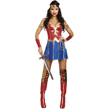 Power of Justice Womens Costume