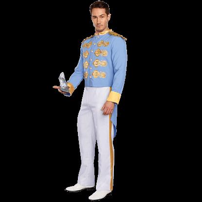 Charming Prince Mens Costume