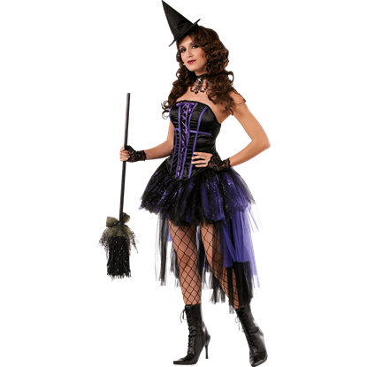 Womens Willow Witch Costume