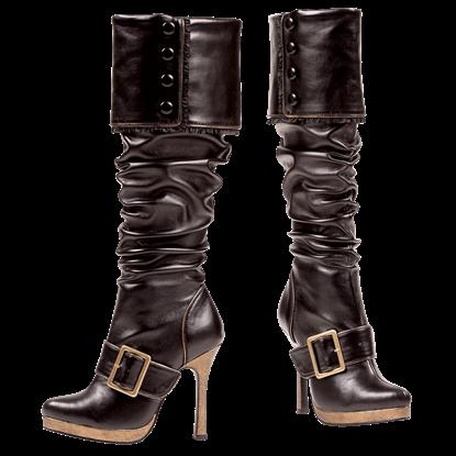 Elegant Pirate Boots
