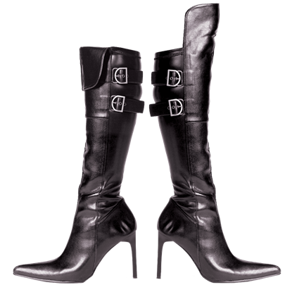 Lady's Cavalier Boots