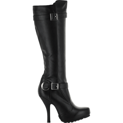 Anarchy Knee High Boots