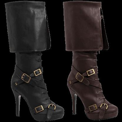 Swashbuckler High Heel Boots