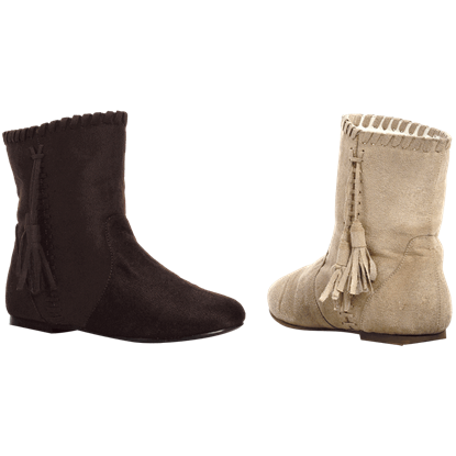 Childrens Moccasin Boots