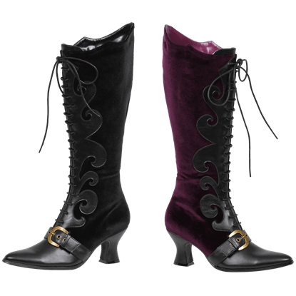 Chic Witch Boots