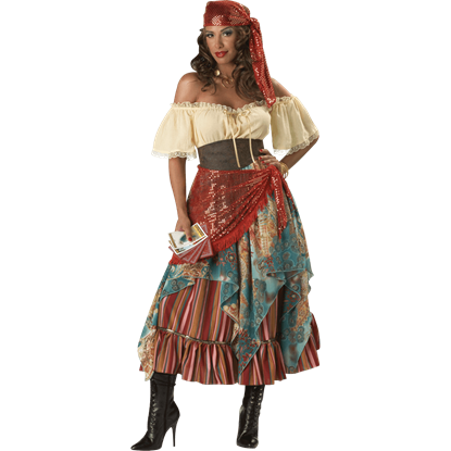Fortune Teller Women's Costume