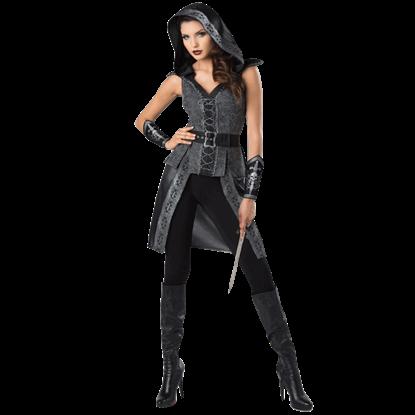 Dark Woods Huntress Womens Costume