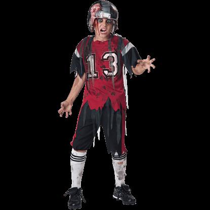 Boys Dead Zone Zombie Costume