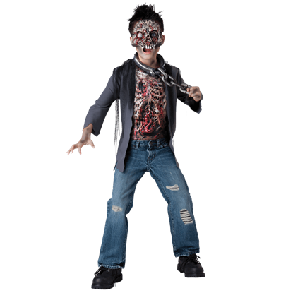 Boys Unchained Horror Costume