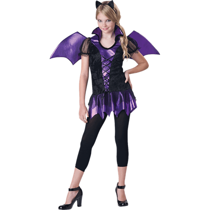 Bat Reputation Tween Costume