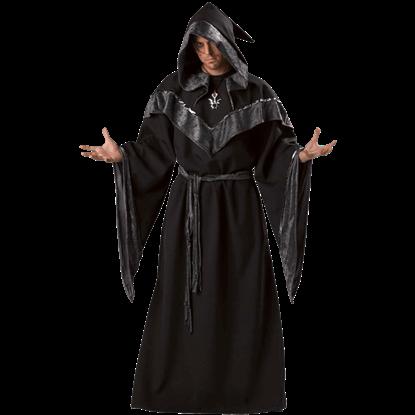 Dark Sorcerer Men's Costume