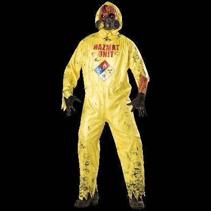 Hazmat Hazard Adult Costume