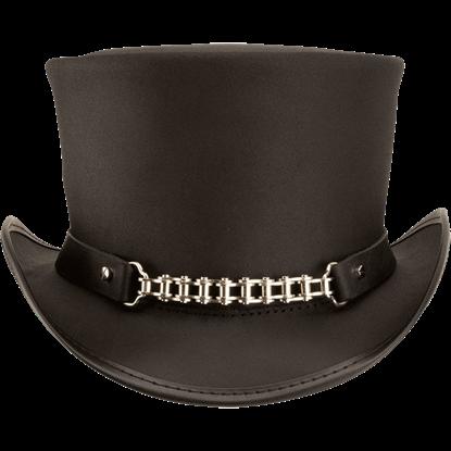 Chain Band El Dorado Hat